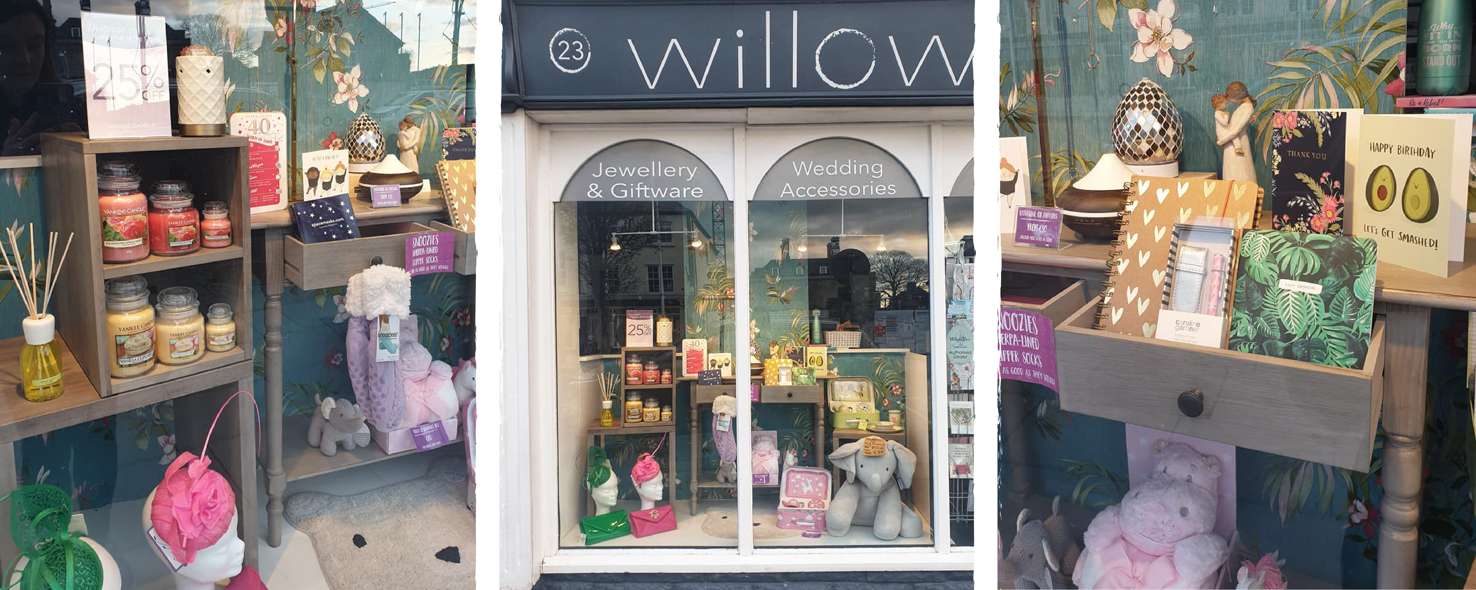 About Us | Willow Gifts and Accessories | Cashel