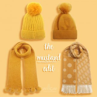 The Mustard Edit