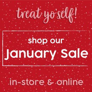 *January Sale*
